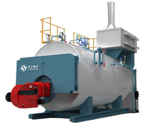 WNS series gas-fired steam boiler